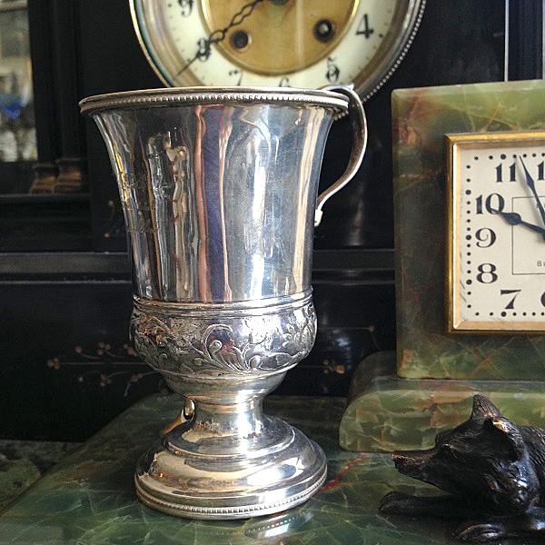 Gorham coin cup